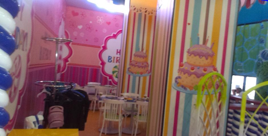 Кафе для детей и взрослых BR в детском центре  Карамелька