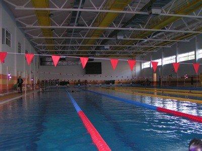 Бассейн  Центр олимпийской подготовки по легкой атлетике г. Минск  Беларусь