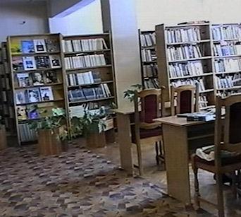 Читальный зал BR библиотека им. Пушкина  г. Минск  Беларусь