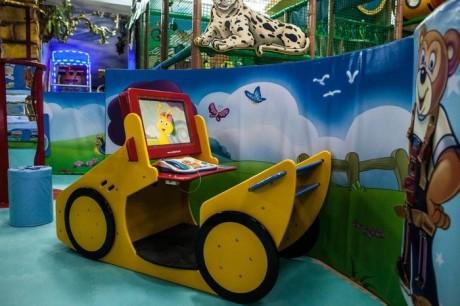 Зона для самых маленьких BR Развлекательный центр  Лимпопо   г. Минск  Беларусь