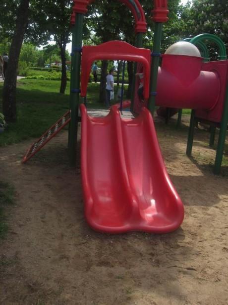 Детская площадка - Горки BR Парк развлечений  Дримлэнд  DreamLand