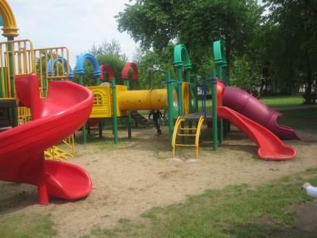 Детская площадка - Горки BR Парк развлечений  Дримленд  DreamLand