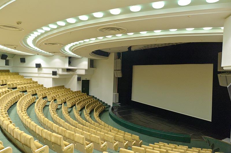 3D кинозал  Дворца Республики  г. Минск  Беларусь