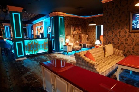 Ночной клуб  Cherry Hall