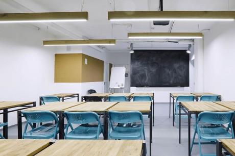 Классная комната для занятий и мастер-классов