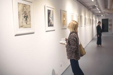 Галерея-коридор для выставок