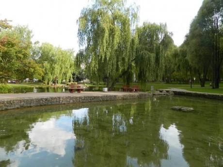 Парк 60-летия Октября  BR г. Минск  Беларусь