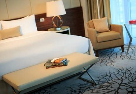 номер  Deluxe Room  BR отель Ренессанс  Renaissance  BR г. Минск  Беларусь