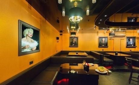 Галерея звезд BR Ресторан-клуб  Голливуд