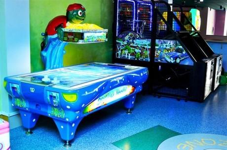 Детские игровые автоматы   3-ий этаж  Семейный центр  Титан   г. Минск  Беларусь