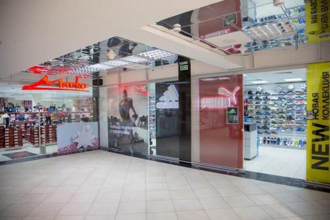 Галерея одежды и обуви  2 этаж Торгово-развлекательный центр  Титан   г. Минск  Беларусь