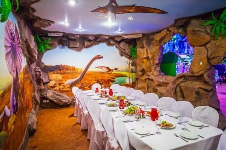 Кафе  BR Парк развлечений  Динозаврия   г. Минск  Беларусь