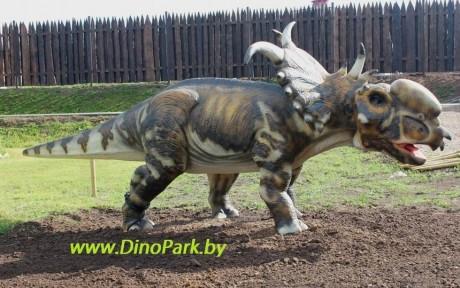Динопарк   г. Минск  Беларусь