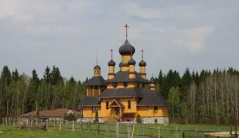 Храм   Дудутки  Беларусь