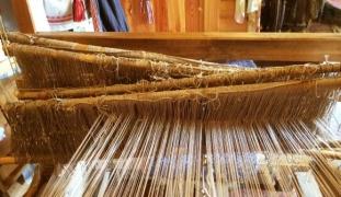 Мастерская ткачества   Дудутки