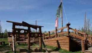Детская площадка   Дудутки  Беларусь