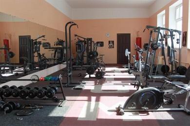 Тренажерный зал  Центр Конного Спорта Минский район  аг Ратомка