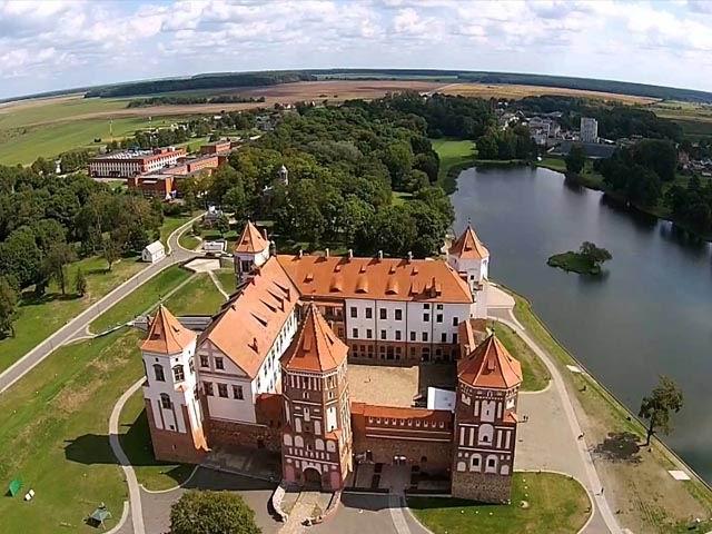Городской поселок Мир   Беларусь