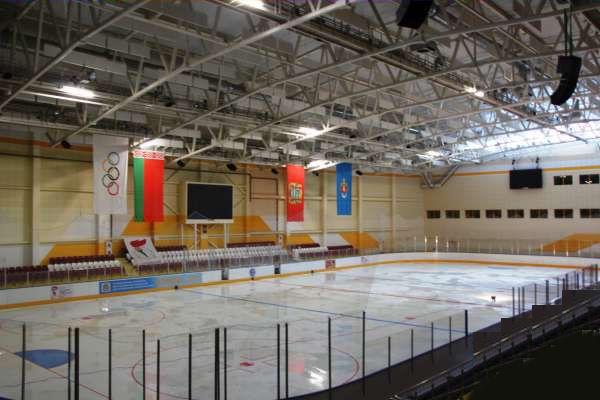 Катание на Ледовой арене  BR Спортивно-развлекательный центр  г. Молодечно  Беларусь
