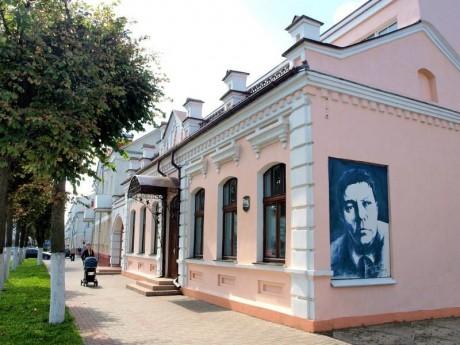 Оршанский музей В.С. Короткевича  BR г. Орша  Беларусь