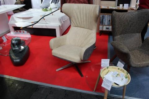 Кресла  на выставке  Мебель - 2017  г. Минск  Футбольный Манеж  с 14 по 17 сентября 2016 года