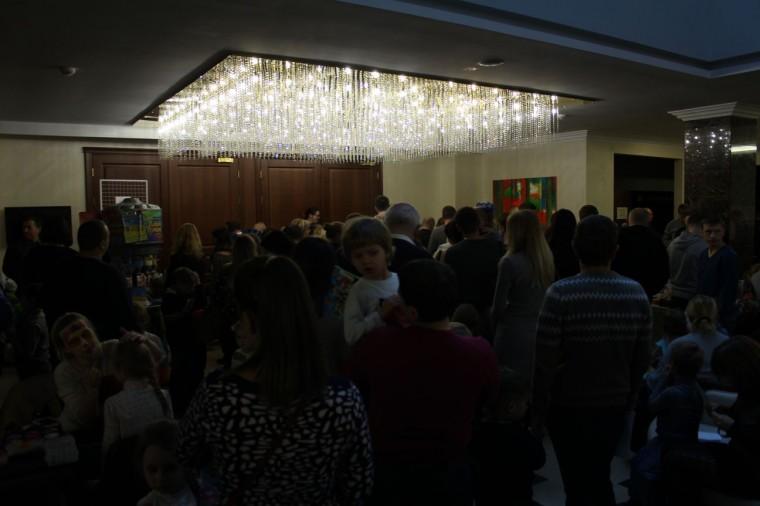 Спектакль  Щенячий патруль    26 ноября 2016   г. Минск  Гостиница  Президент-Отель