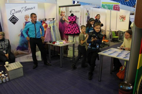 Выставка  BabyExpo    8 октября 2016  г. Минск  Дворец Спорта