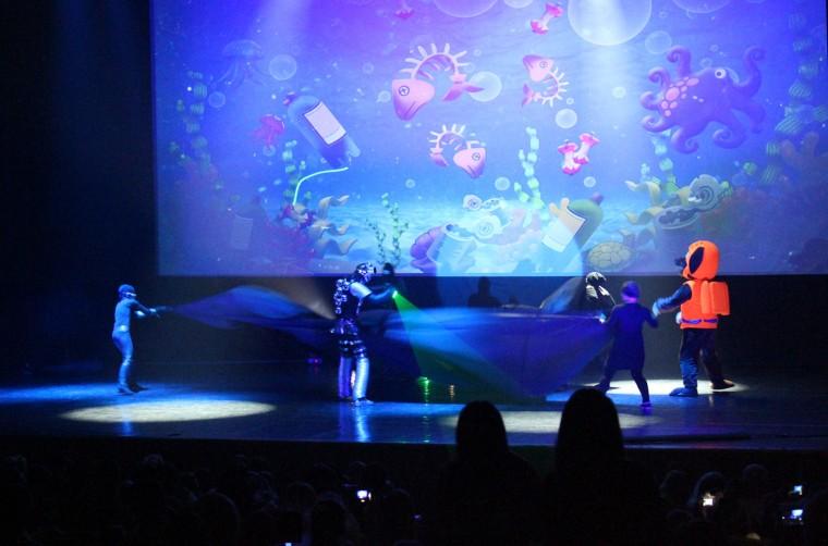 Спектакль  Щенячий Патруль. Команда спешит на помощь!    2 апреля 2017  г. Минск  Концертный Зал  Минск