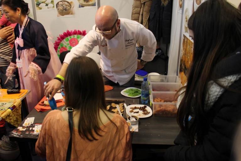 Бесплатная шаурма на  фестивале еды и напитков  Фуд Шоу    4 декабря 2016  г. Минск  Дворец Спорта
