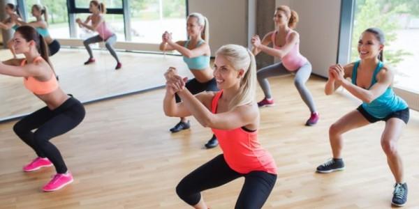 Фитнес <BR>(шейпинг, моделирование тела, бодишейп+стретчинг, пилатес, аэробика  ...)