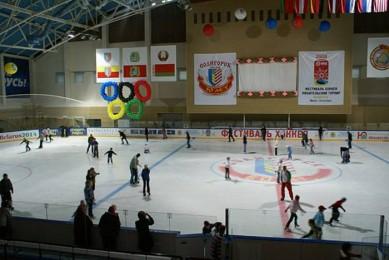 Катание на коньках <BR>(Спортивно-зрелищный комплекс , г. Солигорск , улица Заслонова, 25)