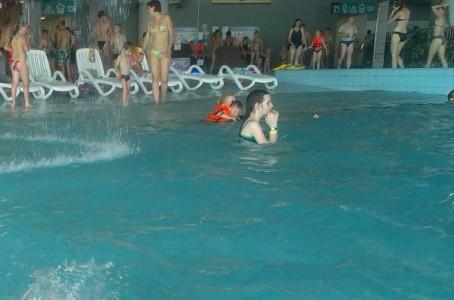 Плавание в аквапарке <BR>(Аквапарк 'Лебяжий' , г. Минск , проспект Победителей, 120)