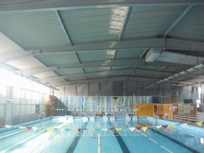 Плавание в бассейне <BR>(Физкультурно-оздоровительный комплекс 'Надежда' , г. Речица , ул. Светлогорское шоссе, 1)