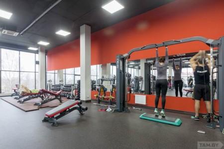 Занятия в тренажерном зале <BR>(  г. Минск , улица Железнодорожная, 138)