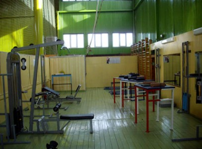 Занятия в тренажерном зале <BR>(Физкультурно-оздоровительный комплекс 'Надежда' , г. Речица , ул. Светлогорское шоссе, 1)