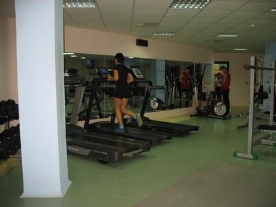 Занятия в тренажерном зале <BR>(Спортивный комплекс 'Виктория' , г. Брест , улица Ленинградская, 4)
