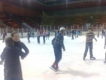Катание на коньках <BR>(Ледовый дворец , г. Могилев , ул.Гагарина, 1)
