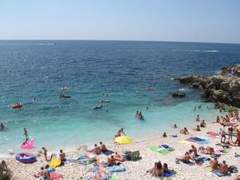 пляжи Пула