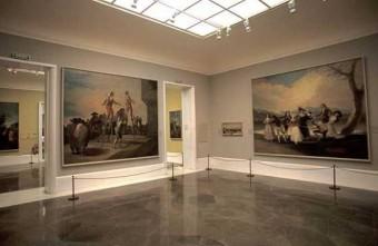 Национальный Музей Прадо в Мадриде