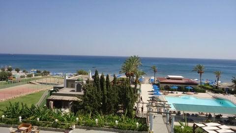 отель Olympos Beach 4*  остров Родос  Греция