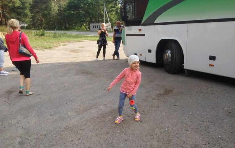 Первая остановка на Украине   день 18:25  11 июля 2017