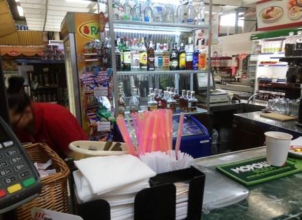 Супермаркет  Таврия B  возле Одессы   утро 8:25  12 июля 2017